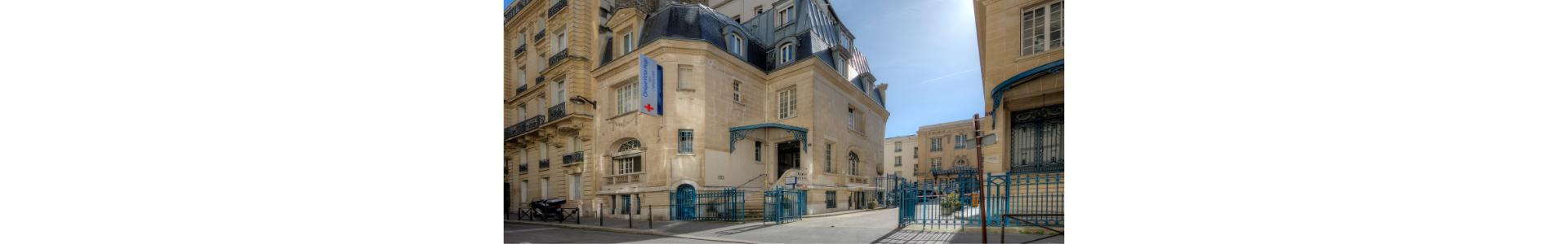 batîment Clinique Victor Hugo