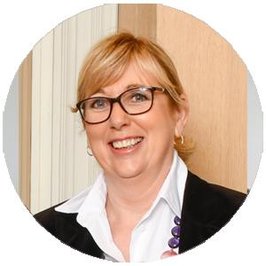 Sandrine Macario Directrice des Ressources Humaines du Groupe Vivalto Santé