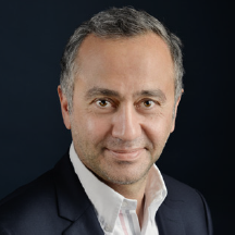 Portrait Dr Karim Razzouk